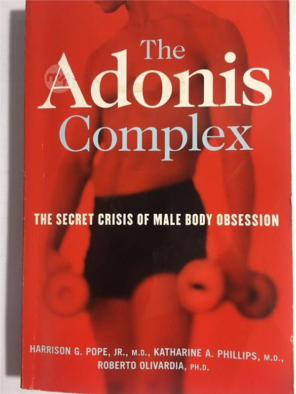 the adonis complex suffering in silence